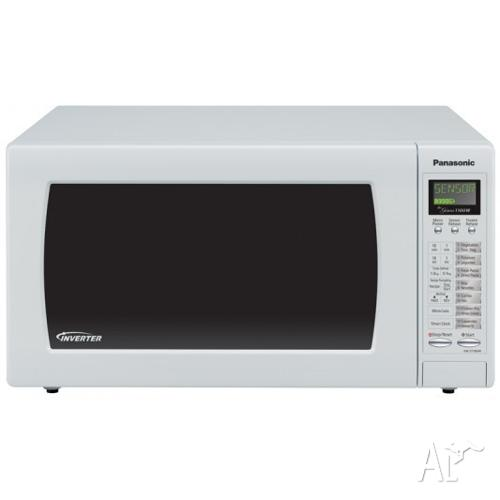 Panasonic Nn St780w 44l Inverter Microwave Oven