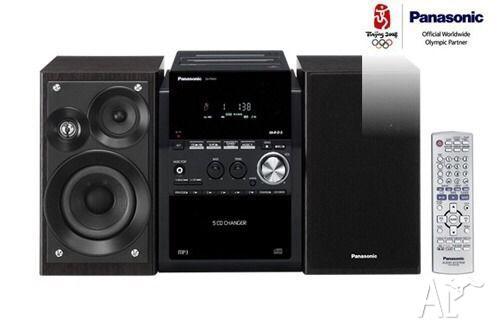Panasonic SA-PM54 - 5 disc stereo for sale