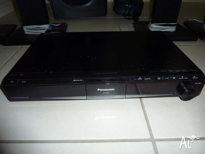 Panasonic SA-PT860 DVD Home Theatre Surround Sound