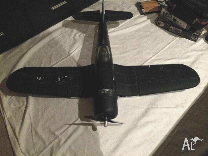 Parkzone Corsair - RC Plane