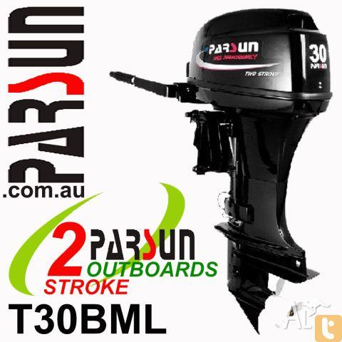 Parsun outboard motor 30hp long shaft for sale in menai for Long shaft trolling motor for sale