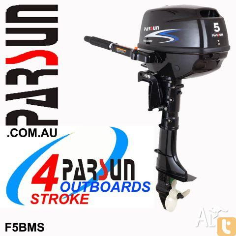 Parsun Outboard Motor 5hp Long Shaft For Sale In Menai