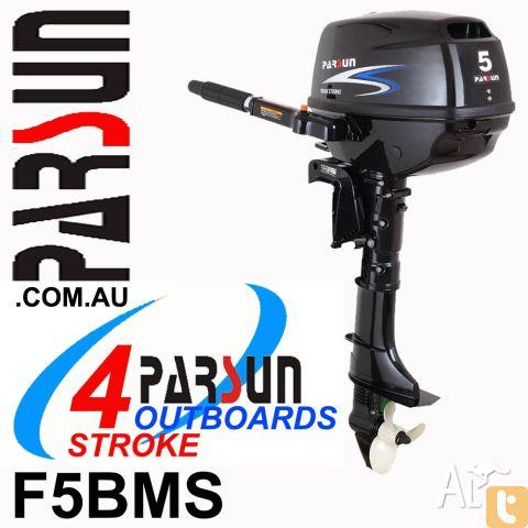 Parsun Outboard Motor 5hp Short Shaft For Sale In Menai