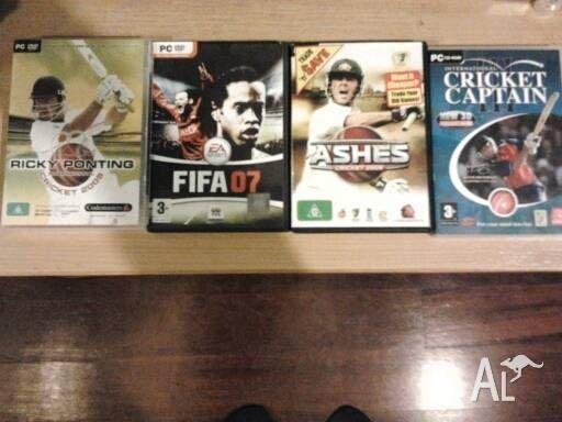 PC DVD/CD-ROM Games