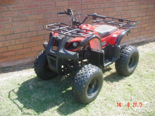 Peace Sports 110cc Atv Brand New Fully Assembled For Sale In