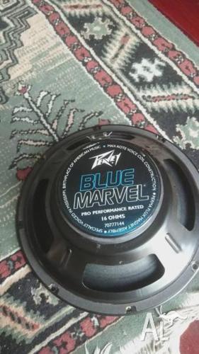 Peavey Blue Marvel guitar speaker