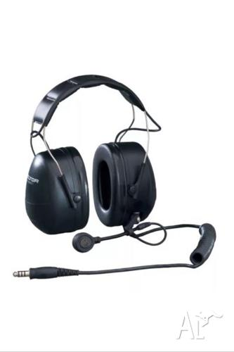 Peltor intercom and headsets