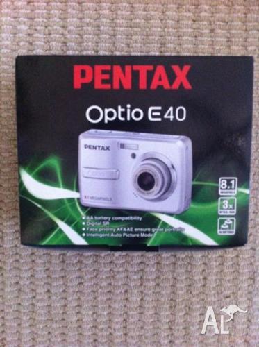 Pentax Optio E40