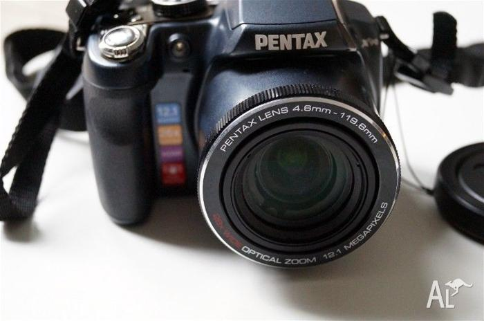 Pentax X90 Digital Camera