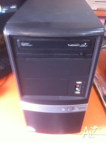 Pentium(R) Dual Core E6500@2.93GHZ Tower, RAM 2GB,HDD