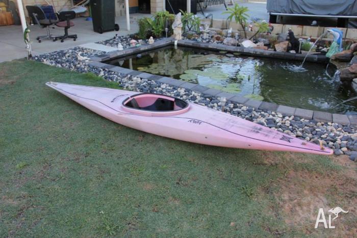 Perception Reflex Slalom Kayak for Sale in PORT KENNEDY