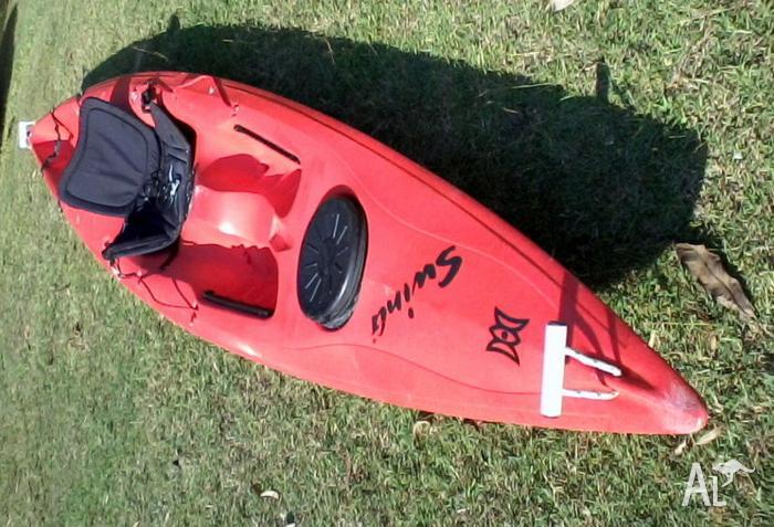 Perception Swing Sit on Kayak for Sale in BROOKFIELD, Queensland