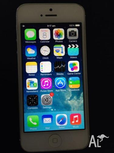 Perfect Condition Iphone 5 64Gb.