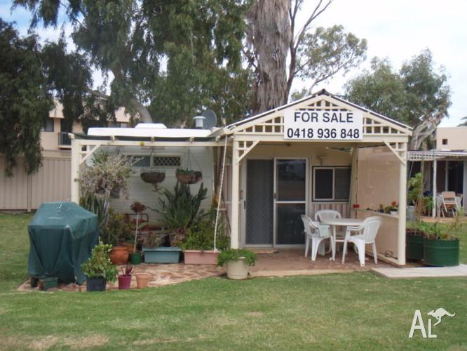Permanent onsite Caravan for Sale in KALBARRI, Western Australia