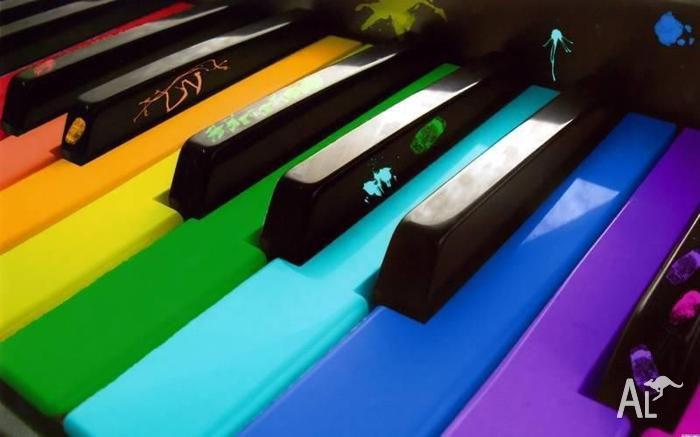 Personalised Piano Lessons for all ages