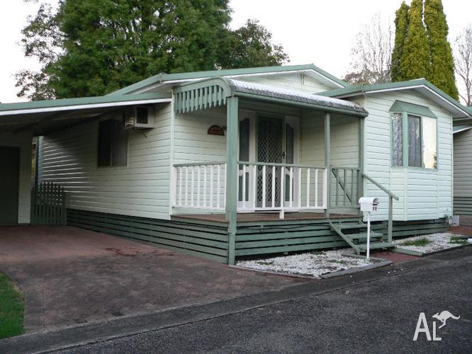 Pet Friendly 2 bedroom relocatable / manufactured home