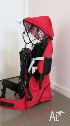Phil And Teds Metro Back Pack Carrier For Sale In