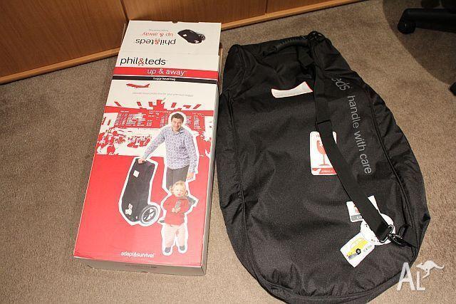 Phil & Teds Pram Travel Bag