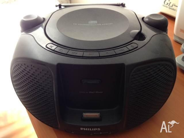 Philips CD Soundmachine AZD102