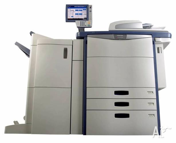 Photocopier Toshiba studio 5520c multifunction colour
