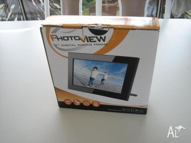 photoview 7 inch digital photo frame for Sale in MILL PARK, Victoria ...