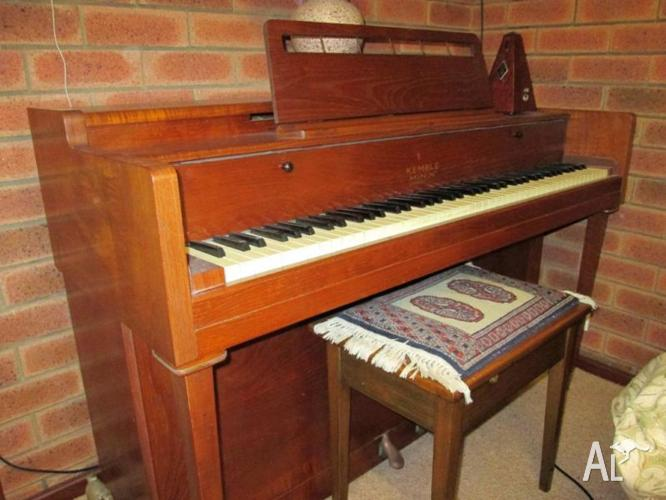 Piano Kemble minx miniature - price slashed for Sale in ...