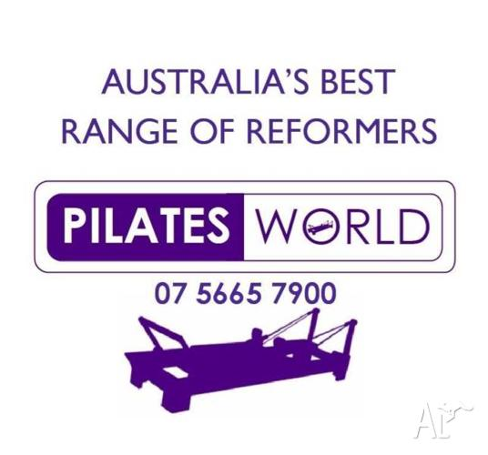 Pilates Reformers Available PILATES WORLD-AUSTRALIA'S