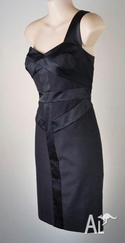 Pilgrim Black Cocktail Dress