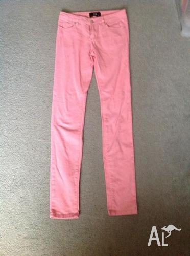 Pink Dotti Jeans