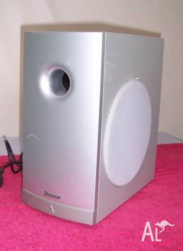 Pioneer Subwoofer / Speaker
