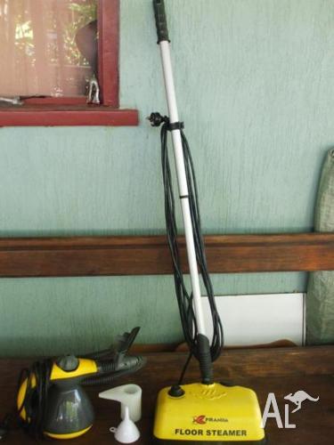 Piranha Steam Mop