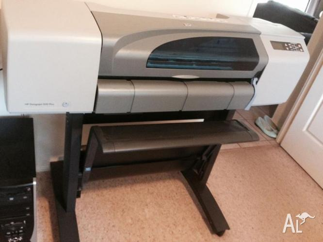 Plan printer/plotter