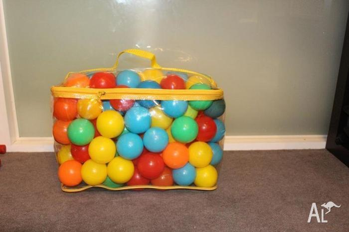 Plastic balls for kids