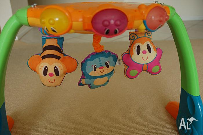 Playskool Tummy Time Gym For Baby Suitable From Birth For Sale In