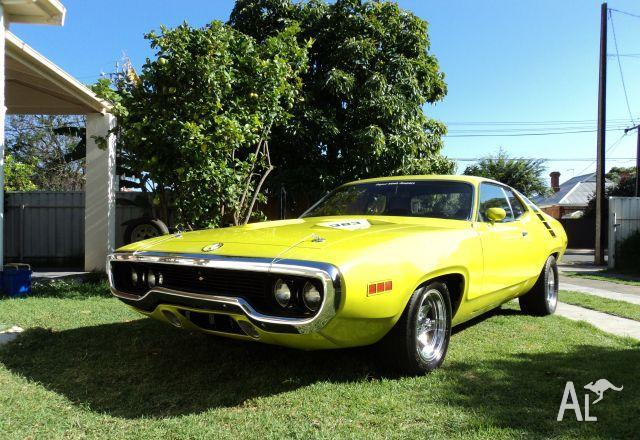 Plymouth for sale australia