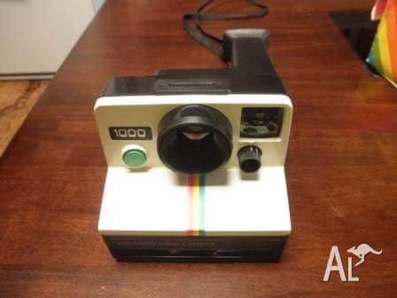 Polaroid 1000 instamatic