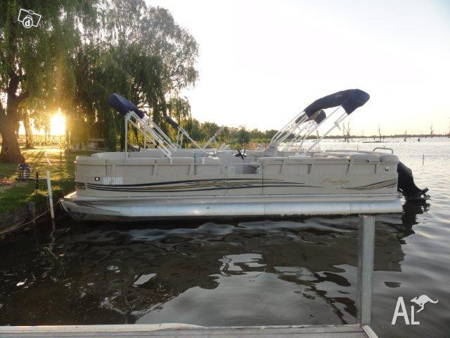 Pontoon boats for sale melbourne gumtree