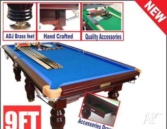 Pool Table Billiard Snooker New Year Special For Sale In