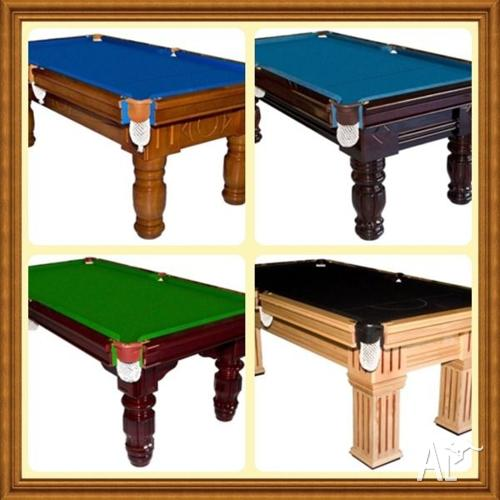 Pool Tables Re Covering Re Locations And Restorations