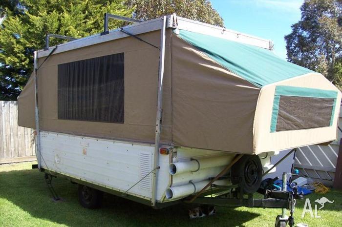 Pop Top Sunwagon 1986 Campervan for Sale in BELVEDERE PARK