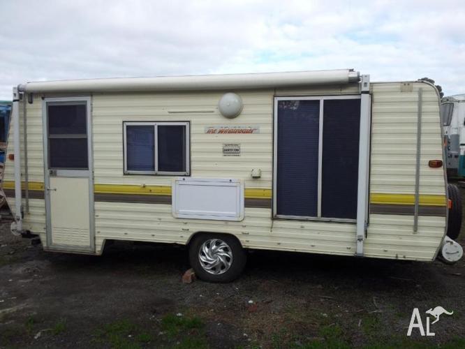 Lastest Windsor Hybrid Off Road Caravan  Acrvmag