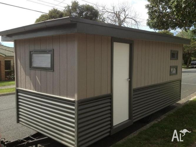 portable bungalow caravan granny flat for sale in