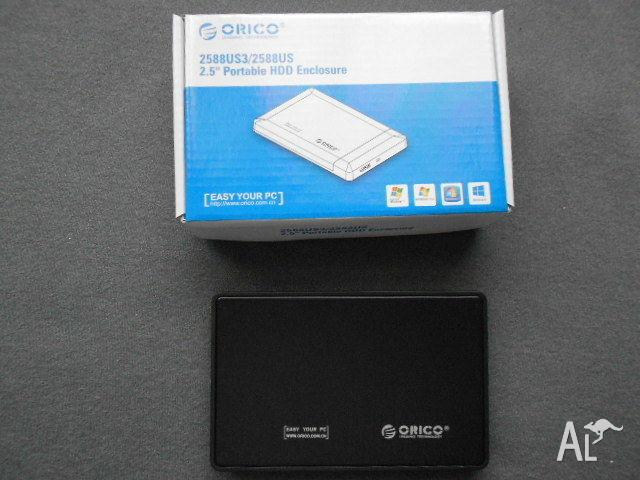 Portable HDD Enclosure 2.5