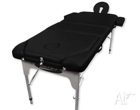 Portable Massage Table Chair Bed 3-in-1 Foldable