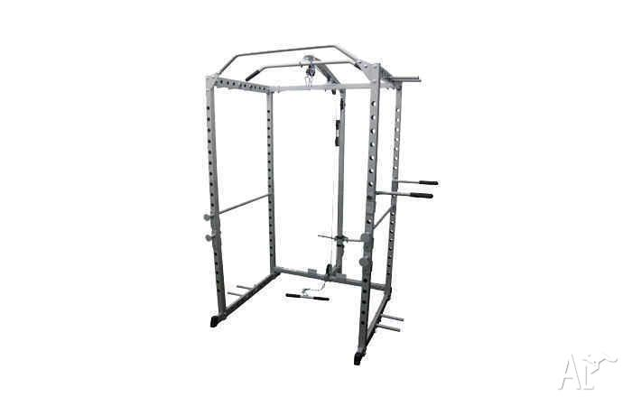Power cage rack smith machine home gym delivery