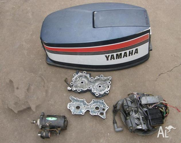 Power head parts for Yamaha / Mariner 50 hp outboard motor