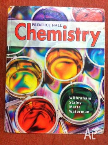 PRENTICE HALL CHEMISTRY **CURRENT EDITION**