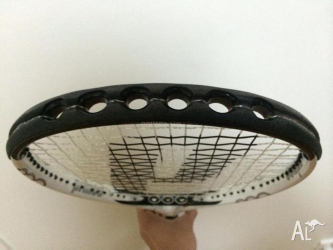 Prince O3 White Tennis Racquet Racket With Case