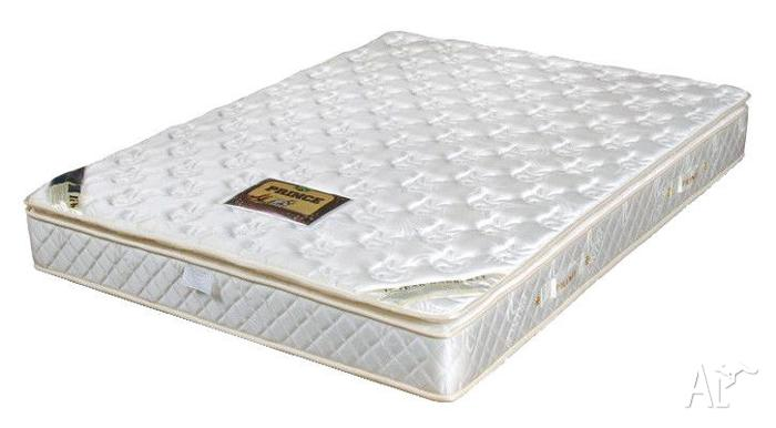 Prince SH1280 Pillow Top Soft Mattress All Size