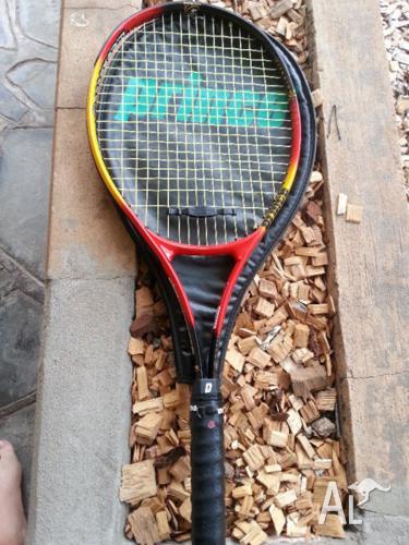 Prince tennis racquet #2